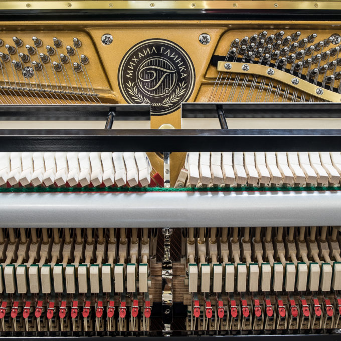 Пианино Михаил Глинка М-3