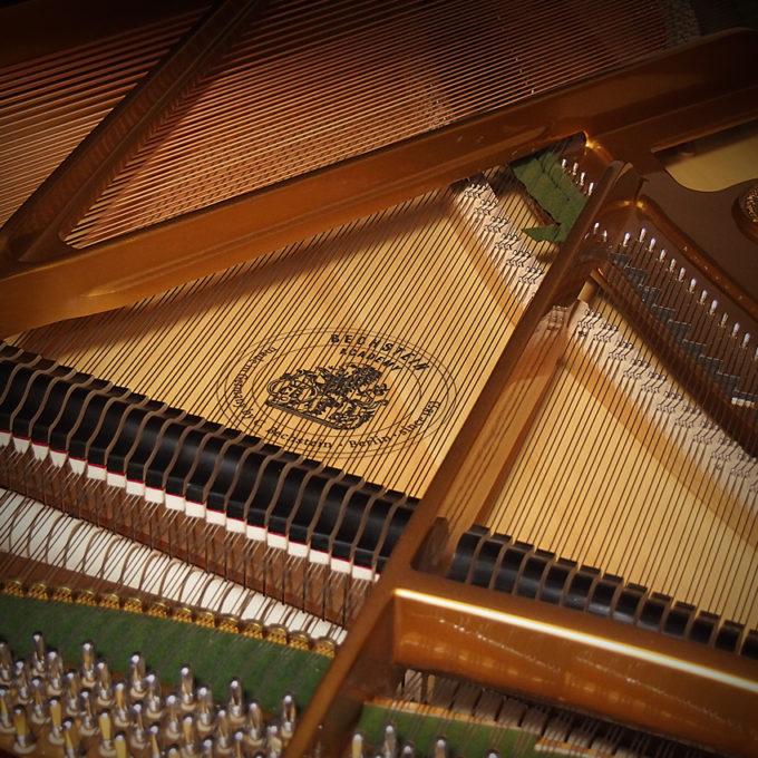 Рояль C.Bechstein A 190