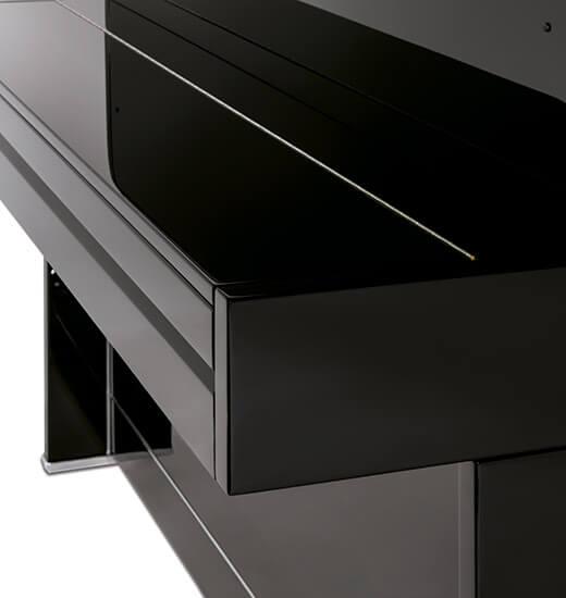 Пианино C. Bechstein A 114 Modern Chrome Art