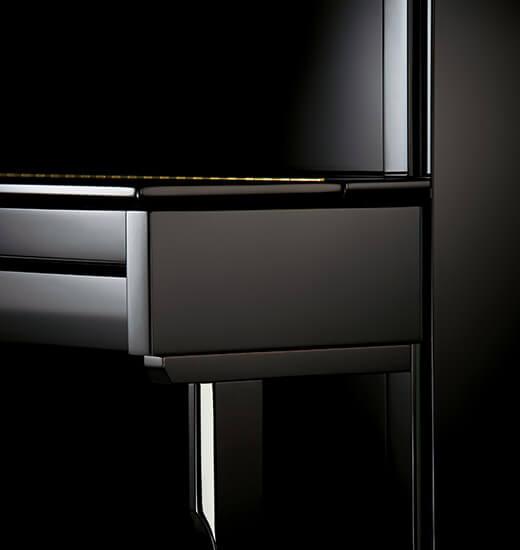Пианино C. Bechstein A 124 Imposant