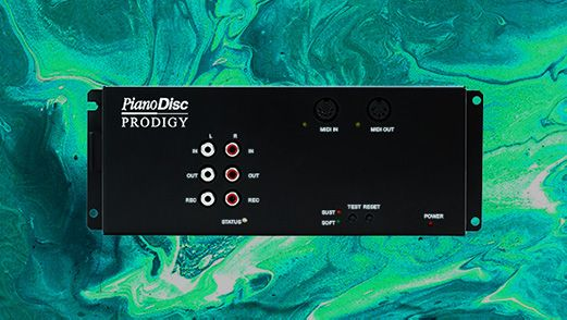 PianoDisc Prodigy iQ AirPort
