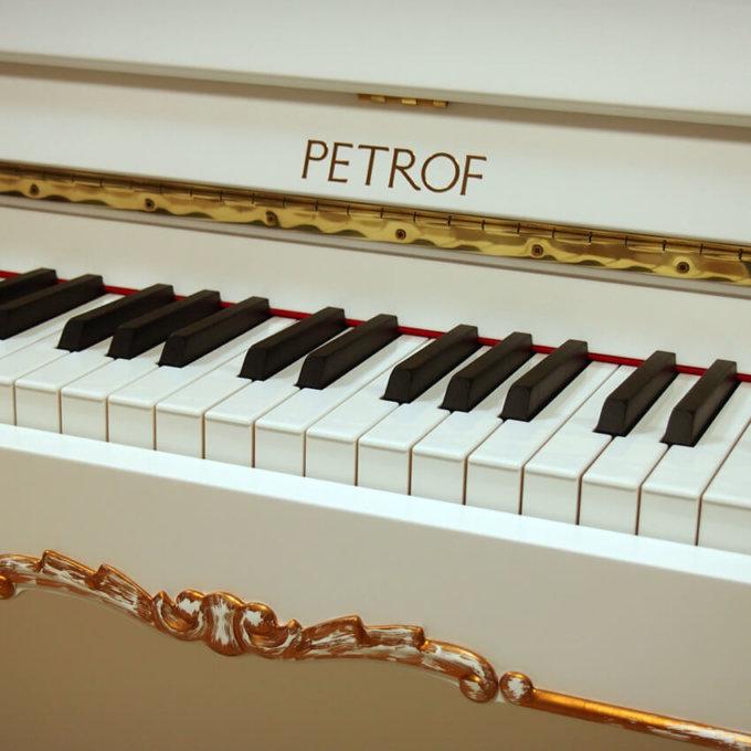 Пианино Petrof P 118 R1