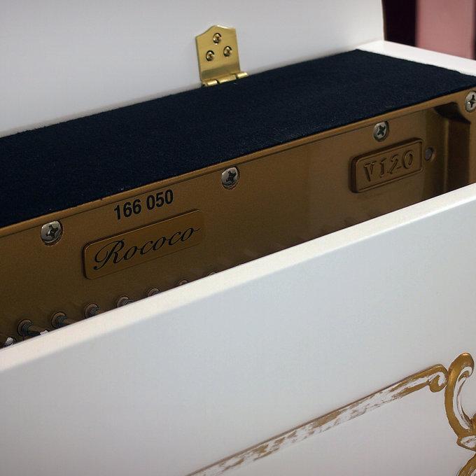 Пианино W.Hoffmann Vision V-120 Rococo